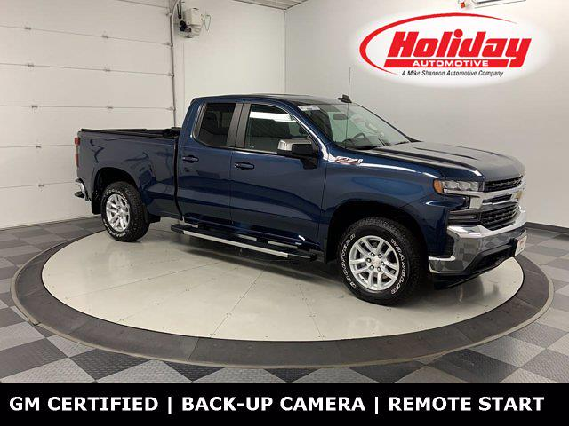 2019 Silverado 1500 Double Cab 4x4,  Pickup #19C683 - photo 1