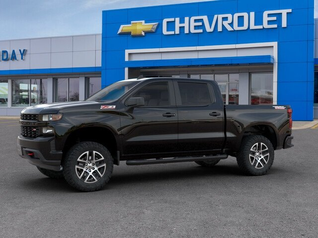 2019 Silverado 1500 Crew Cab 4x4,  Pickup #19C685 - photo 3