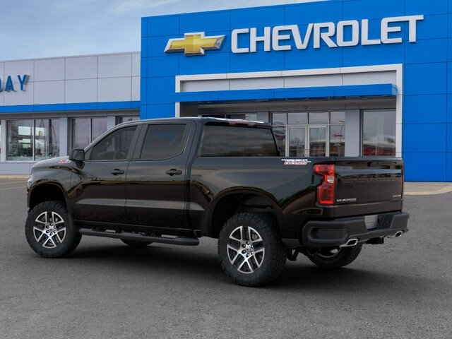 2019 Silverado 1500 Crew Cab 4x4,  Pickup #19C685 - photo 4