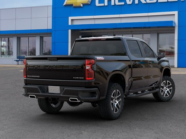 2019 Silverado 1500 Crew Cab 4x4,  Pickup #19C685 - photo 2
