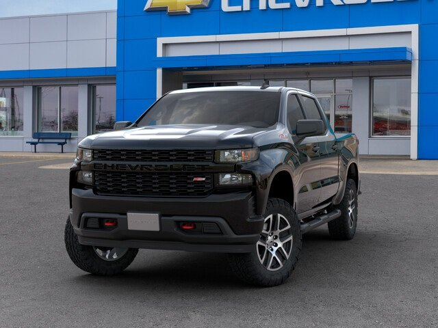 2019 Silverado 1500 Crew Cab 4x4,  Pickup #19C685 - photo 6