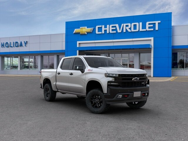 2019 Silverado 1500 Crew Cab 4x4,  Pickup #19C686 - photo 1