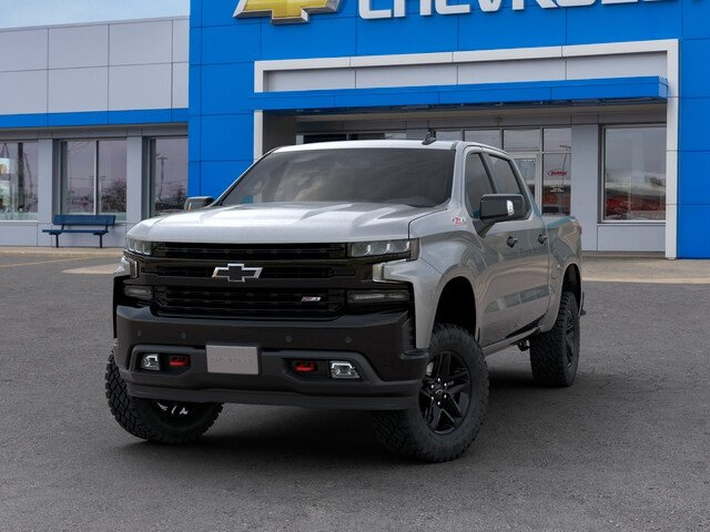 2019 Silverado 1500 Crew Cab 4x4,  Pickup #19C686 - photo 6