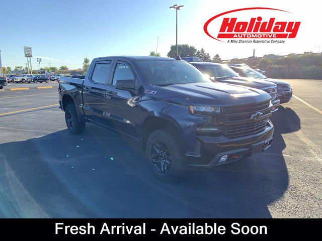 2019 Silverado 1500 Crew Cab 4x4,  Pickup #19C723 - photo 1