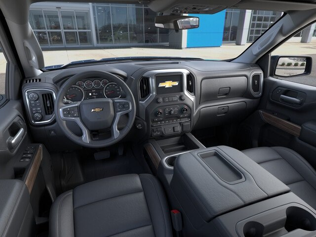 2019 Silverado 1500 Crew Cab 4x4,  Pickup #19C723 - photo 16