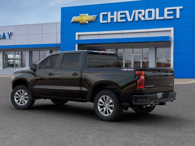 2019 Silverado 1500 Crew Cab 4x4,  Pickup #19C726 - photo 4