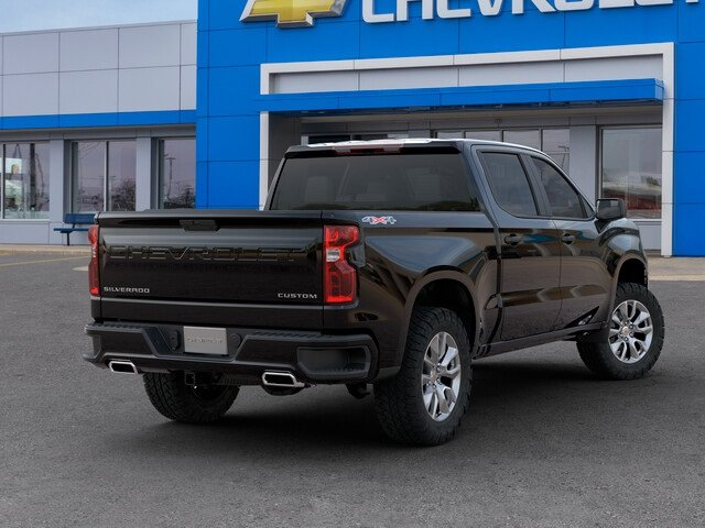 2019 Silverado 1500 Crew Cab 4x4,  Pickup #19C726 - photo 2