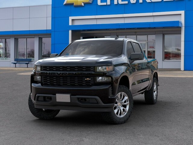 2019 Silverado 1500 Crew Cab 4x4,  Pickup #19C726 - photo 6