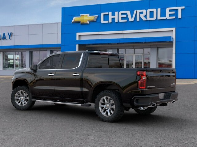 2019 Silverado 1500 Crew Cab 4x4,  Pickup #19C727 - photo 4