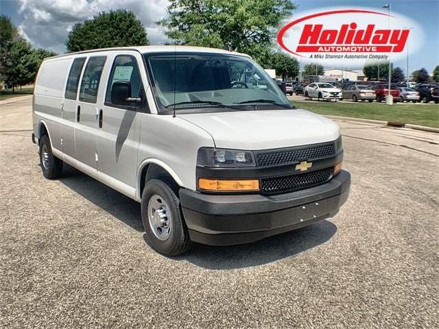 2019 Express 2500 4x2,  Empty Cargo Van #19C730 - photo 1