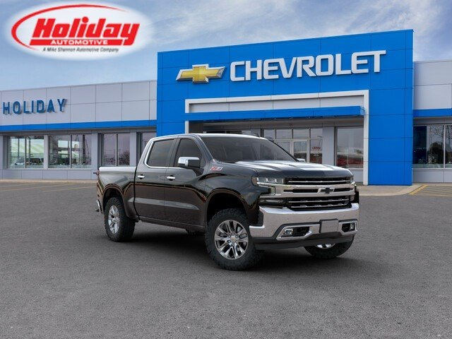 2019 Silverado 1500 Crew Cab 4x4,  Pickup #19C731 - photo 1