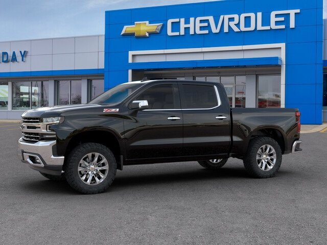2019 Silverado 1500 Crew Cab 4x4,  Pickup #19C731 - photo 3