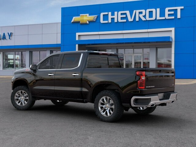 2019 Silverado 1500 Crew Cab 4x4,  Pickup #19C731 - photo 4
