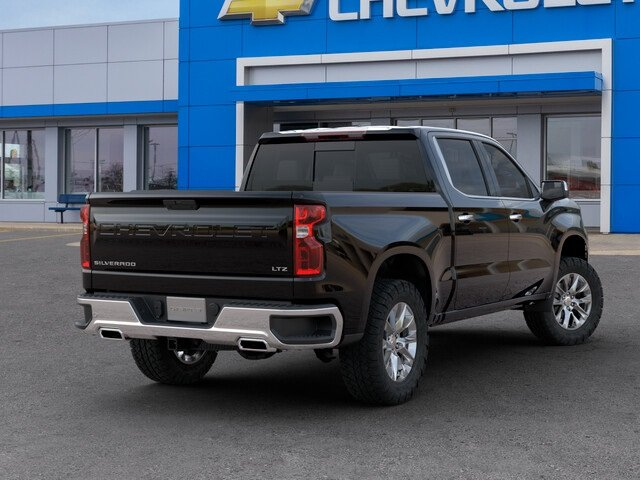 2019 Silverado 1500 Crew Cab 4x4,  Pickup #19C731 - photo 2