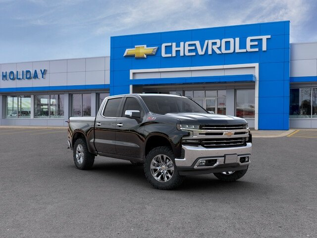 2019 Silverado 1500 Crew Cab 4x4,  Pickup #19C747 - photo 1