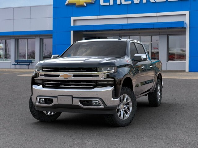 2019 Silverado 1500 Crew Cab 4x4,  Pickup #19C747 - photo 6