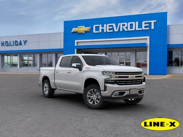 2019 Silverado 1500 Crew Cab 4x4,  Pickup #19C750 - photo 1