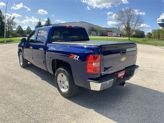 2012 Silverado 1500 Crew Cab 4x4,  Pickup #19C750A - photo 4