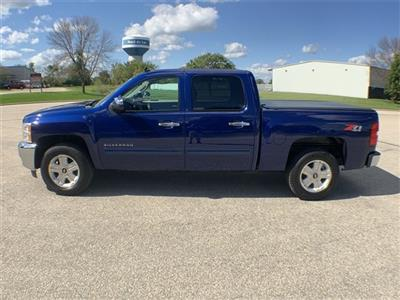 2012 Silverado 1500 Crew Cab 4x4,  Pickup #19C750A - photo 2
