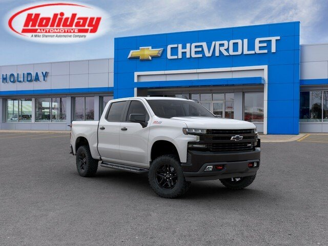2019 Silverado 1500 Crew Cab 4x4,  Pickup #19C752 - photo 1