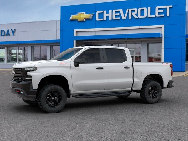 2019 Silverado 1500 Crew Cab 4x4,  Pickup #19C752 - photo 3