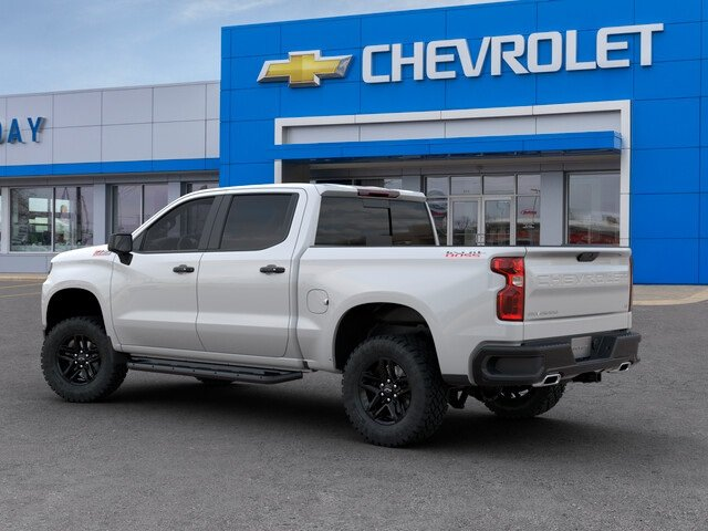 2019 Silverado 1500 Crew Cab 4x4,  Pickup #19C752 - photo 4