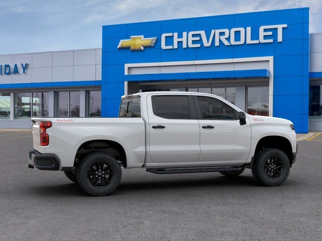 2019 Silverado 1500 Crew Cab 4x4,  Pickup #19C752 - photo 2