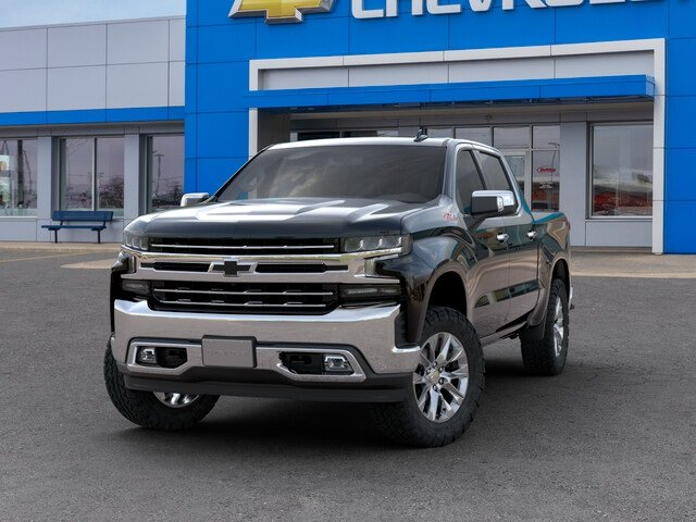 2019 Silverado 1500 Crew Cab 4x4,  Pickup #19C758 - photo 3