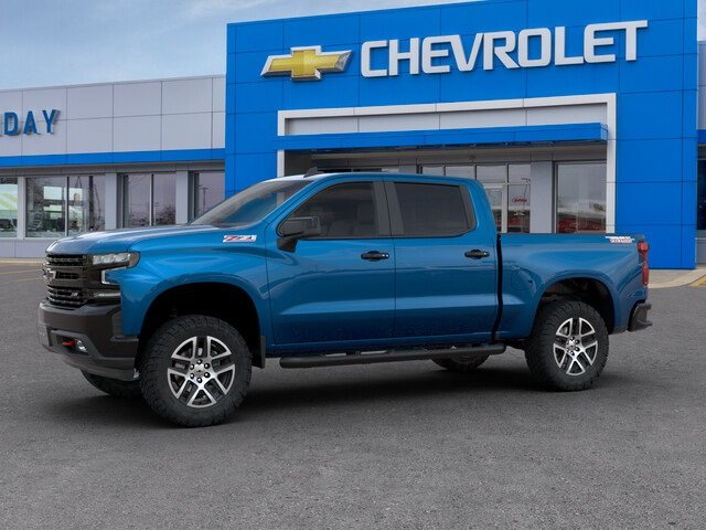 2019 Silverado 1500 Crew Cab 4x4,  Pickup #19C764 - photo 4