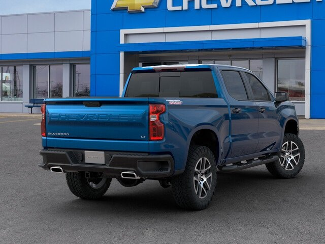 2019 Silverado 1500 Crew Cab 4x4,  Pickup #19C764 - photo 2