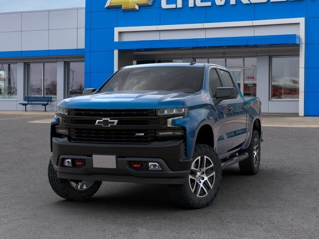 2019 Silverado 1500 Crew Cab 4x4,  Pickup #19C764 - photo 3
