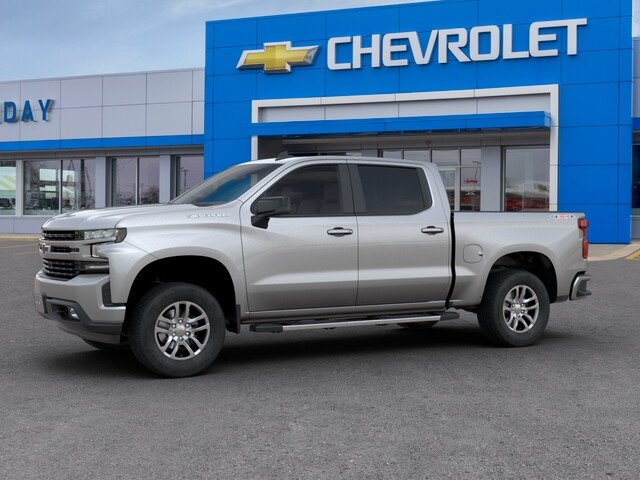 2019 Silverado 1500 Crew Cab 4x4,  Pickup #19C767 - photo 3
