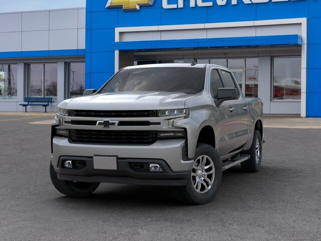2019 Silverado 1500 Crew Cab 4x4,  Pickup #19C767 - photo 6