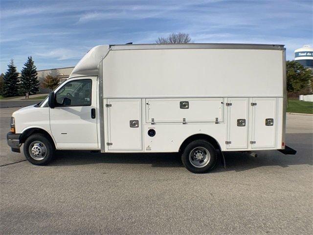 2019 Express 3500 4x2,  Supreme Spartan Service Utility Van #19C780 - photo 18