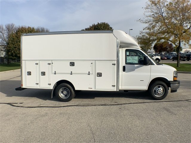 2019 Express 3500 4x2,  Supreme Spartan Service Utility Van #19C780 - photo 20