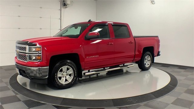 2015 Silverado 1500 Crew Cab 4x4, Pickup #19C790A - photo 4