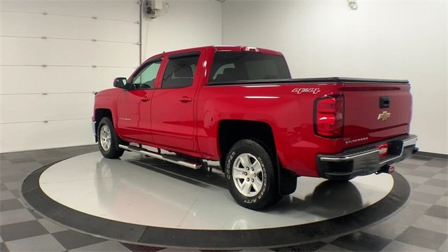 2015 Silverado 1500 Crew Cab 4x4, Pickup #19C790A - photo 33