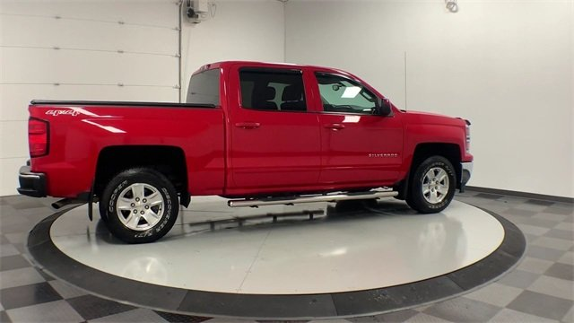 2015 Silverado 1500 Crew Cab 4x4, Pickup #19C790A - photo 34