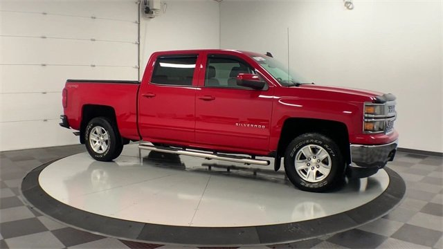 2015 Silverado 1500 Crew Cab 4x4, Pickup #19C790A - photo 35