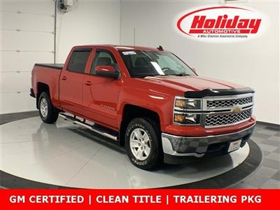 2015 Silverado 1500 Crew Cab 4x4, Pickup #19C790A - photo 1