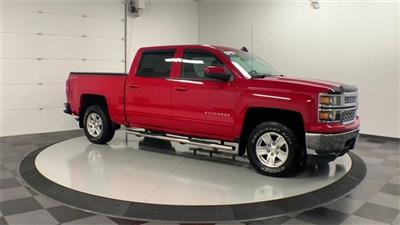 2015 Silverado 1500 Crew Cab 4x4, Pickup #19C790A - photo 30