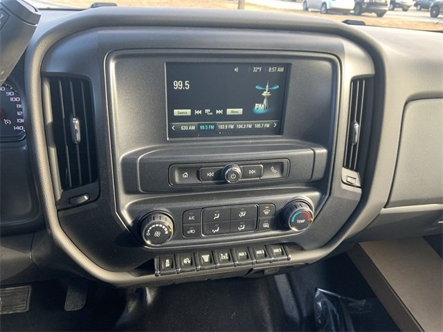 2019 Silverado 5500 Regular Cab DRW 4x2, Monroe Stake Bed #19C812 - photo 10