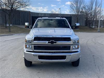 2019 Silverado 5500 Regular Cab DRW 4x2, Monroe Stake Bed #19C812 - photo 18