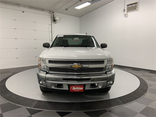 2013 Silverado 1500 Crew Cab 4x4,  Pickup #19C820A - photo 8