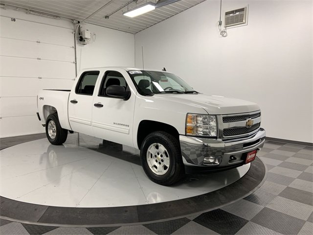 2013 Silverado 1500 Crew Cab 4x4,  Pickup #19C820A - photo 6