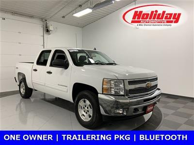 2013 Silverado 1500 Crew Cab 4x4,  Pickup #19C820A - photo 1
