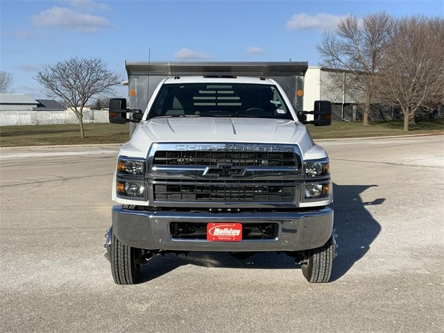 2019 Silverado 4500 Regular Cab DRW 4x4, Monroe MTE-Zee SST Series Dump Body #19C830 - photo 16