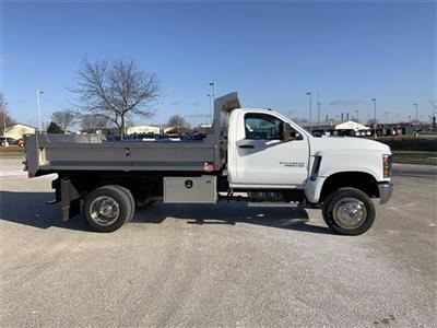 2019 Silverado 4500 Regular Cab DRW 4x4, Monroe MTE-Zee SST Series Dump Body #19C830 - photo 15
