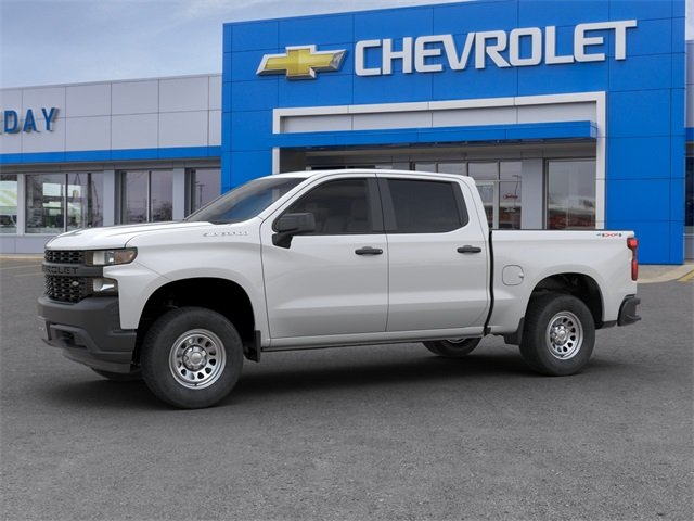 2019 Silverado 1500 Crew Cab 4x4, Pickup #19C843 - photo 1
