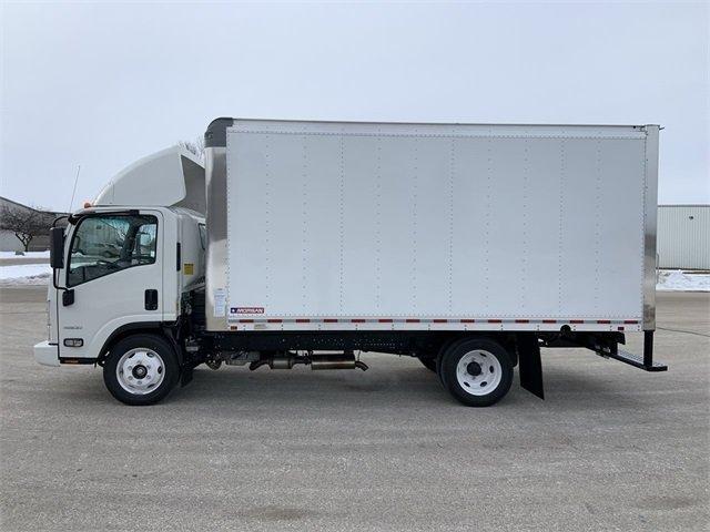 2019 LCF 4500 Regular Cab 4x2, Morgan Fastrak Dry Freight #19C850 - photo 14